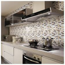 Kitchen Backsplashes Images by Amazon Com Art3d 10 Pack Peel N Stick Backsplash Tile Sticker