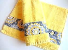 Yellow Bathroom Rugs Grey And Yellow Bathroom U2013 Homefield
