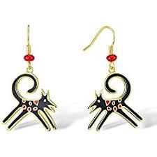 laurel burch jewelry great gifts for cat laurel burch cat earrings