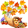 thanksgiving icons avatars graphics free images myspace