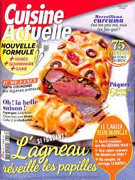 abonnement magazine de cuisine abonnement cuisine actuelle abonnement magazine par toutabo com
