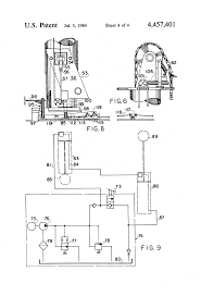 patent us4457401 above the floor hydraulic lift google patents