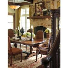 Shore Double Pedestal Dining Room Set - North shore dining room