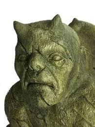 queydo the guardian gargoyle concrete statues and gardens