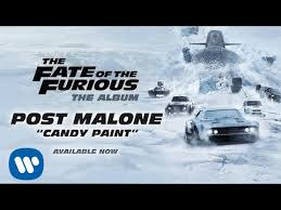 post malone candy paint the fate of the furious the album
