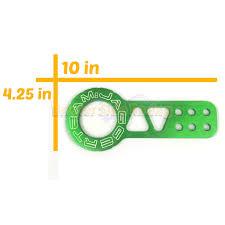 lexus rx300 towing fits toyota lexus teeth edge team jagger usa green front u0026rear