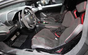 lamborghini jeep interior triple threat 740 hp lamborghini veneno is latest aventador based