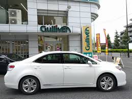 2011 lexus hs for sale 2011 lexus hs 250h l version used car for sale at gulliver new