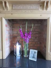 Unused Fireplace Ideas Fireplace Fillers