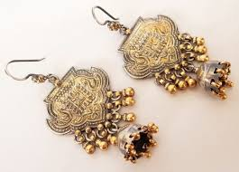 latkan earrings ghungroo latkan earring vintage