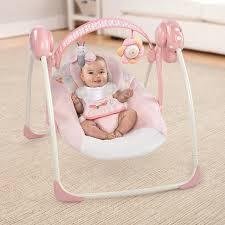 Amazon Baby Swing Chair Amazon Com Ingenuity Soothe U0027n Delight Portable Swing Felicity