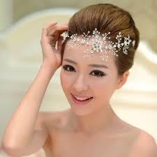 pretty headbands pretty wedding headbands for pretty wedding ideas