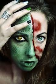 114 best makeup for halloween images on pinterest fx makeup