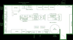 Hospital Pharmacy Design Layout