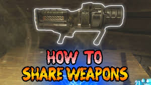Easter Egg Quotes In Depth How To Share Weapons In Revelations Chalk Quotes