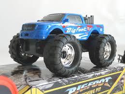 new bigfoot monster truck bigfoot monster trucks geländefahrzeuge new bright 14311