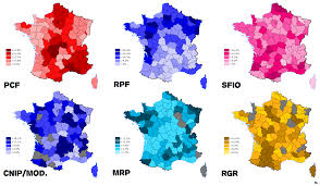 Maps France by Mapping French Elections Exploring French Elections Through Maps