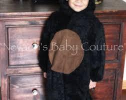 Brown Bear Halloween Costume Bear Costume Etsy