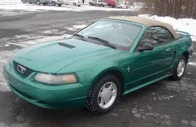 01 mustang convertible top 2001 mustang paint colors