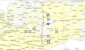 Nassau Map New York State Route 110 Wikipedia