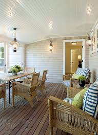 enclosed porch ideas decorating porch victorian with wicker