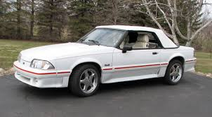 1988 gt mustang 1988 ford mustang gt convertible car autos gallery