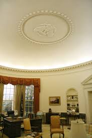 photo oval office replica ceiling ford museum and white house