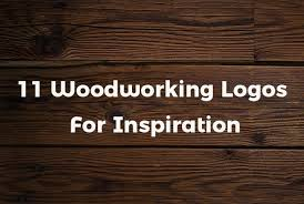 11 woodworking logos for inspiration
