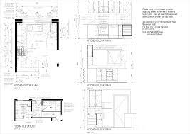 kitchen island elevation interior design