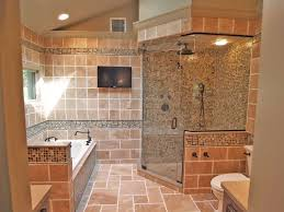 eclectic full bathroom with master bathroom by anna marie fanelli