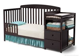 Espresso Convertible Crib by Conversion Kit For Delta Crib Creative Ideas Of Baby Cribs