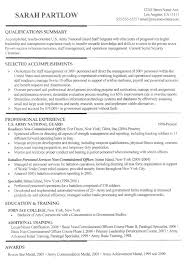 Veteran Resume Builder Your Military Career Has Offered You Excellent Opportunities For