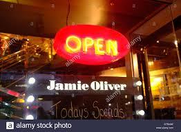 jamie oliver restaurant with