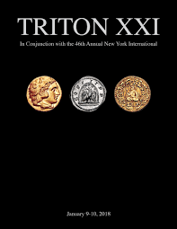 cng triton xxi main catalog by classical numismatic group inc