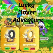 Adventure Map Aj Lucky Clover Adventure Map Cheats Tips Youtube
