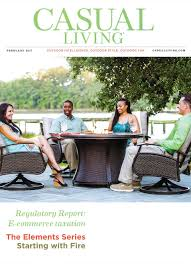 Casual Living Outdoor Furniture by Press 2017 U2013 Casual Living Magazine