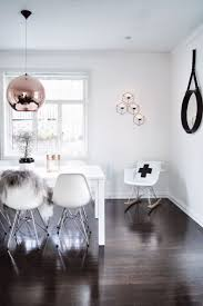 Black Dining Table White Chairs Best 25 Eames Dining Ideas On Pinterest Eames Dining Chair