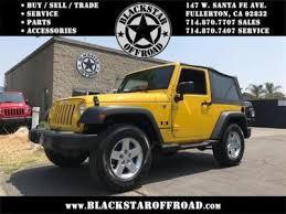 2009 jeep wrangler x accessories used jeep at blackstar offroad in fullerton ca auto com