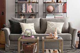 pottery barn pottery barn s new small spaces collection just made decorating your