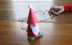 almost unschoolers christmas science craft build a christmas