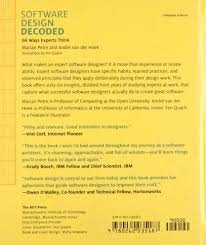 House Rules Design Expert Software Design Decoded 66 Ways Experts Think Mit Press Marian