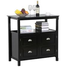 kitchen sideboard cabinet attractive kitchen sideboard table wood construction dark espresso