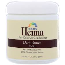 what color is sable hair color rainbow research henna hair color conditioner dark brown