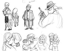 synlet fic sketches 1 by crispy gypsy on deviantart