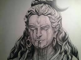 lord shiva pencil sketch lord shiva pencil drawing photos lord