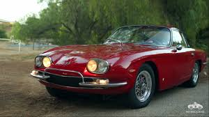 vintage lamborghini 400gt lucky owner of rare lamborghini 400 gt reaches 300 000 miles on it