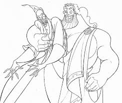 fiery furnace coloring page free printable hercules coloring pages for kids
