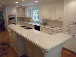 carrara marble kitchen island honed marble kitchen with laminated island