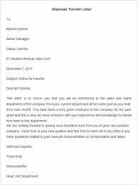 relocation letter template 39 transfer letter templates free