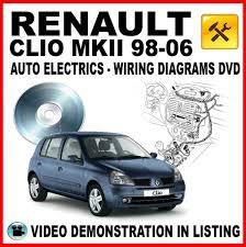 renault clio 2 wiring diagram the best wiring diagram 2017